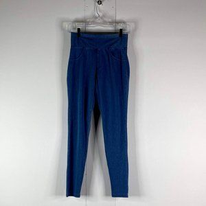 A NEW DAY WOMEN'S BLUE LEGGING PANT SZ S